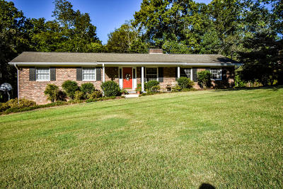 Knoxville Single Family Home For Sale: 325 Seven Oaks Tr