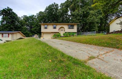 Knoxville Single Family Home For Sale: 6800 Trousdale Drive
