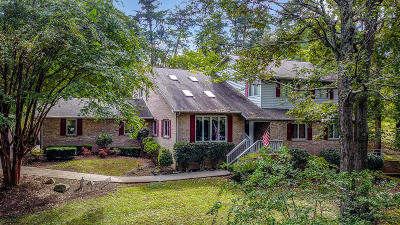 Maryville Single Family Home For Sale: 1502 Dunbarton Drive