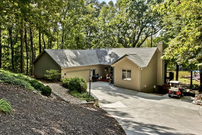 Maryville Single Family Home For Sale: 1514 Sequoia Drive
