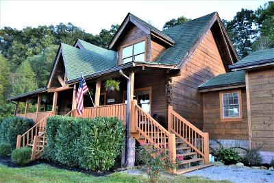 Anderson County, Campbell County, Claiborne County, Grainger County, Union County Single Family Home For Sale: 411 Cole Hollow Rd