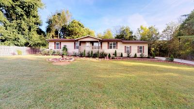 Lenoir City Single Family Home For Sale: 14500 Hickory Creek Rd