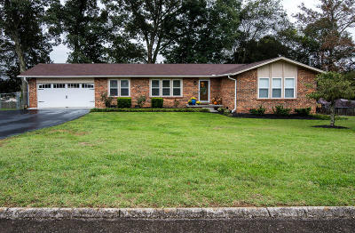 Knoxville Single Family Home For Sale: 11632 Foxford Drive