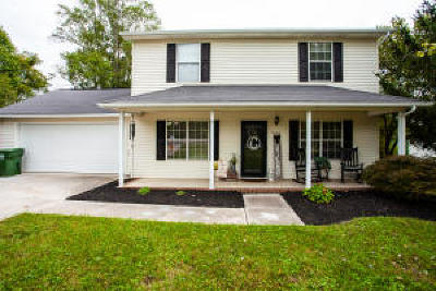 Knoxville Single Family Home For Sale: 7800 Griffith Rd