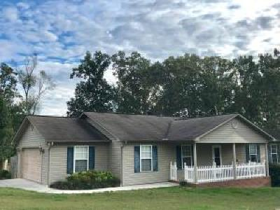 Single Family Home For Sale: 603 Sam Moses Lane