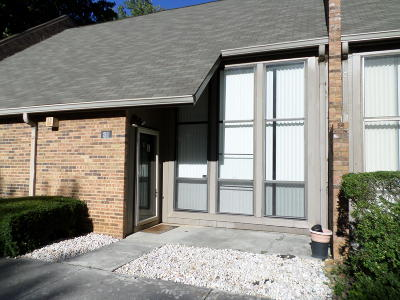 Knoxville Condo/Townhouse For Sale: 420 Canberra Drive #D-38