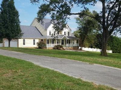 Sevier County Single Family Home For Sale: 1428 Indian Warpath Rd
