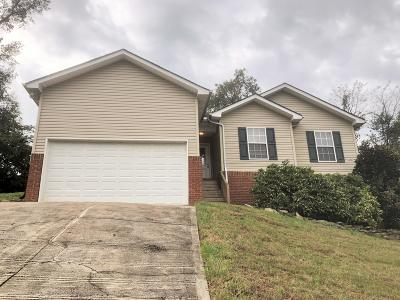 Knoxville TN Single Family Home For Sale: $175,000