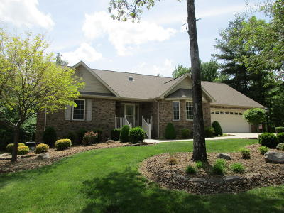 Crossville Single Family Home For Sale: 52 Westridge Court