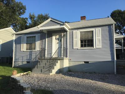 Knoxville Single Family Home For Sale: 440 W Young High Pike Pike
