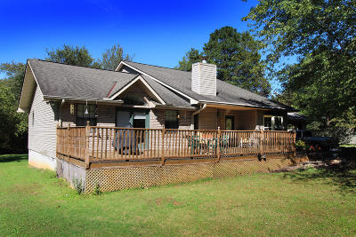 Knoxville Single Family Home For Sale: 4511 Brown Gap Rd
