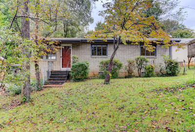 Knoxville Single Family Home For Sale: 228 Tall Oaks Drive