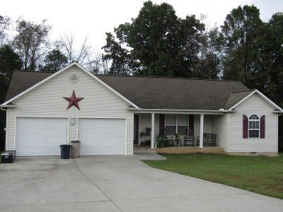 Campbell County Single Family Home For Sale: 249 Clover Circle