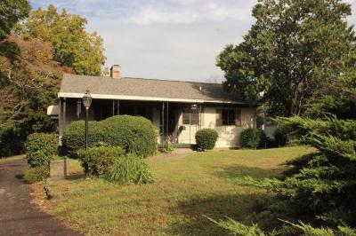 Knoxville Single Family Home For Sale: 1517 Washington Pike