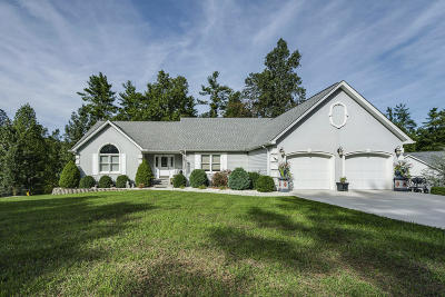 Crossville Single Family Home For Sale: 154 Leyden Drive