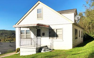 Jellico Single Family Home For Sale: 289 Logan St