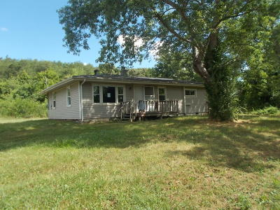 Anderson County, Campbell County, Claiborne County, Grainger County, Union County Single Family Home For Sale: 226 Judson Rd