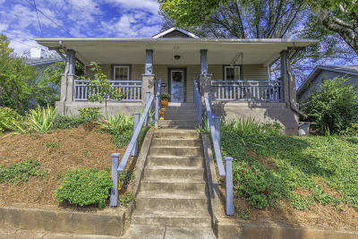 Knoxville Single Family Home For Sale: 219 E Glenwood Ave