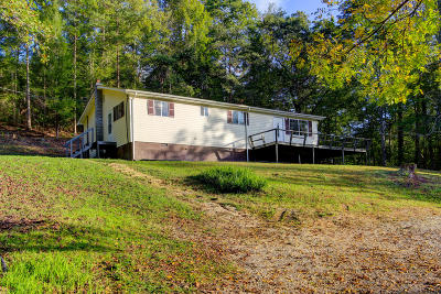 Anderson County, Campbell County, Claiborne County, Grainger County, Union County Single Family Home For Sale: 4292 Highway 297