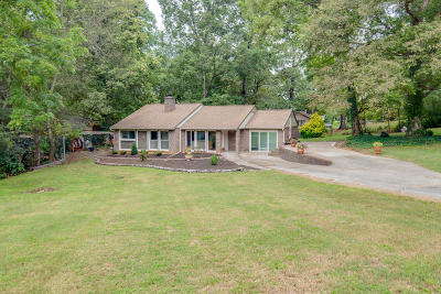 Knoxville Single Family Home For Sale: 1601 River Crest Drive