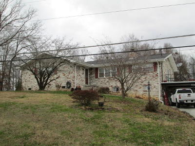 Oliver Springs Single Family Home Pending - Continue To Show - P: 106 Midway Drive