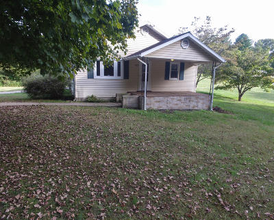Anderson County, Campbell County, Claiborne County, Grainger County, Union County Single Family Home For Sale: 182 Savage Garden Rd