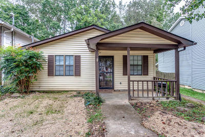 Knoxville Single Family Home For Sale: 1630 Woodpointe Drive