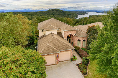 Knoxville Single Family Home For Sale: 12608 Ridgepath Lane