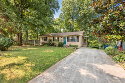 Knoxville Single Family Home For Sale: 5126 Middle Ridge Lane