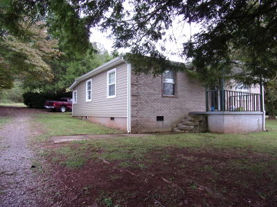 Knoxville TN Single Family Home For Sale: $140,000