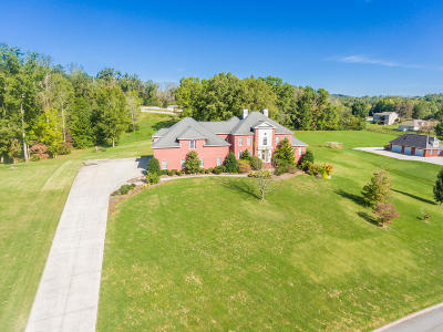 Knox County Single Family Home For Sale: 6107 Hidden Brook Lane