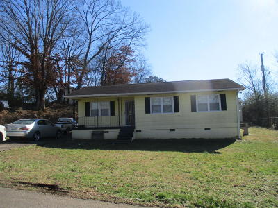 Knoxville Single Family Home For Sale: 3020 Sunset Ave