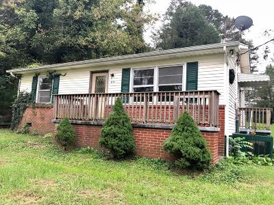 Knoxville TN Single Family Home For Sale: $79,900