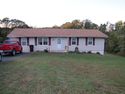 Loudon Single Family Home For Sale: 2380 Crock Rd
