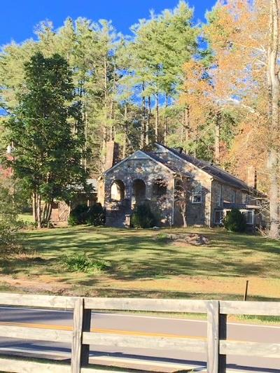 Tellico Plains Single Family Home For Sale: 12528 New Hwy 68