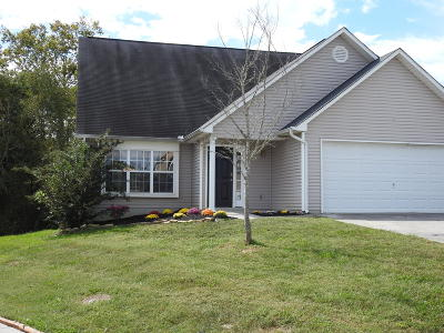 Knoxville TN Single Family Home For Sale: $218,500