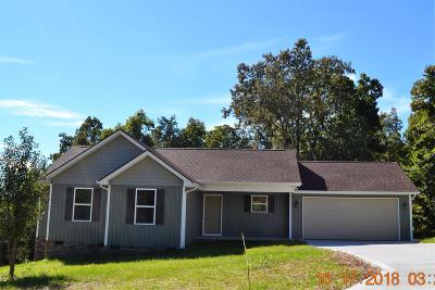 Union County Single Family Home For Sale: 207 Covenant Lane