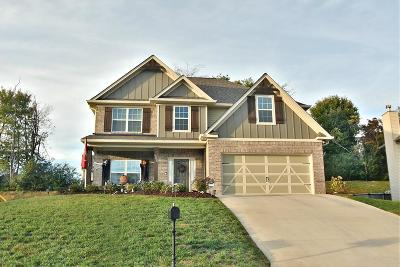 Lenoir City Single Family Home For Sale: 628 Carrington Blvd