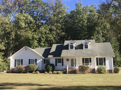 Walland Single Family Home For Sale: 4124 Barb Hollow Rd