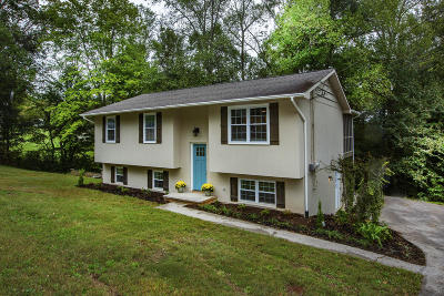 Maryville Single Family Home For Sale: 1012 N Old Grey Ridge Rd