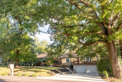 Knoxville Single Family Home For Sale: 1210 Highland Drive