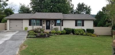 Knoxville TN Single Family Home For Sale: $178,455