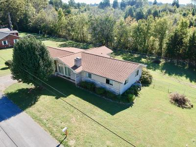 Seymour Single Family Home For Sale: 201 McMahan Rd