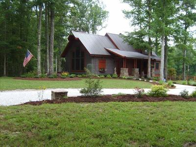 Single Family Home For Sale: 2930 Leatherwood Ford Rd