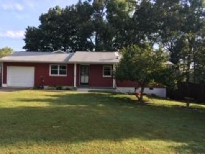 Knoxville TN Single Family Home For Sale: $194,900