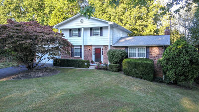 Knoxville Single Family Home For Sale: 412 Harrow Rd