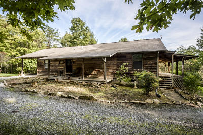 Pigeon Forge Single Family Home For Sale: 725 Lloyd Huskey Rd