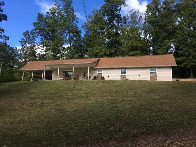 Mooresburg Single Family Home For Sale: 707 Muskogee Drive