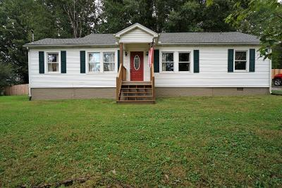 Maryville TN Single Family Home For Sale: $195,000