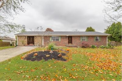 Maryville Single Family Home For Sale: 1208 Withers Drive